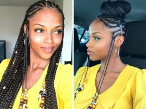 Kanekalon Hair Box Braids