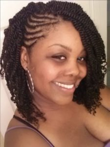 Kinky Twists With Flat Twists