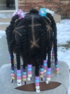 Twists and Beads