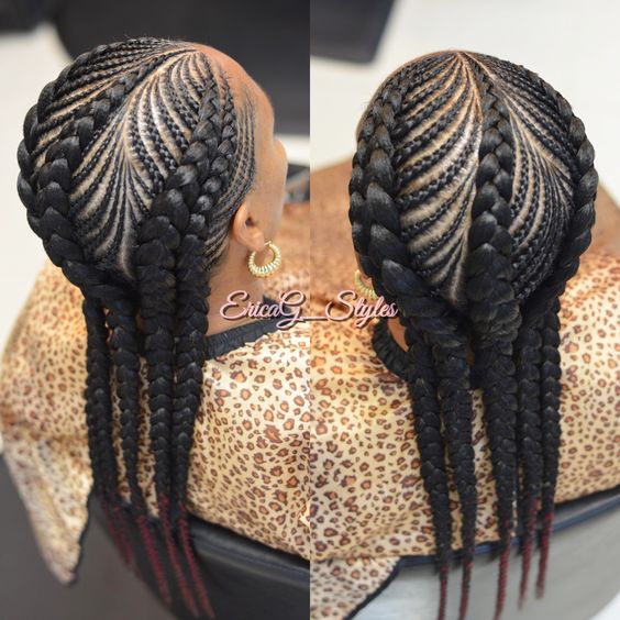Allen Iverson Braids Styles Amp How To Create Iverson Braids