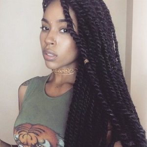 Marley Twists With Beads