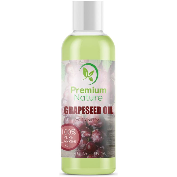 Premium Nature Grapeseed Oil