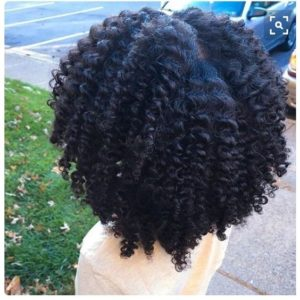 Ultra-Defined Braid Out With Volume