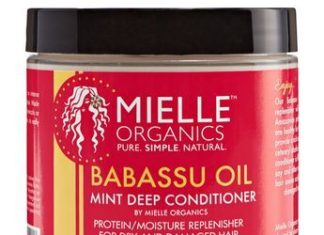 Mielle Organics Babassu Oil Mint Deep Conditioner