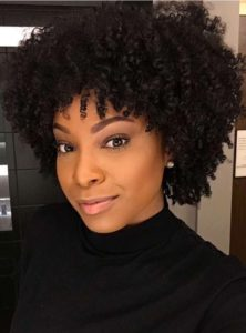 defined wash and go