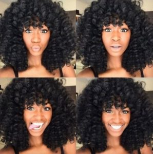 Crochet Braids With Bangs