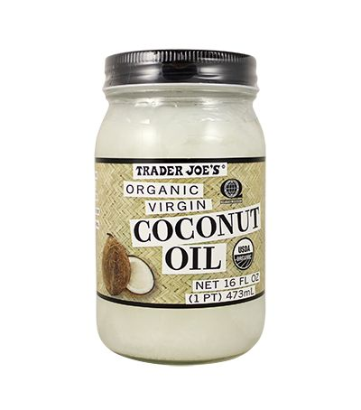 coconut oil natural hair
