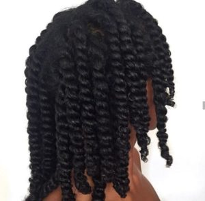 taking down your twists