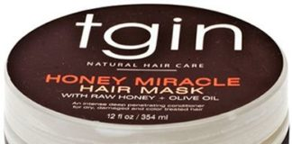 tgin honey miracle mask