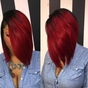 Red Sew In Bob