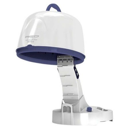hard sided hooded dryer