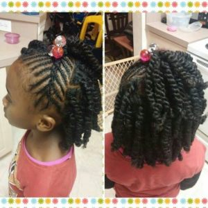 Fishbone Braids With Twists and Bubbles