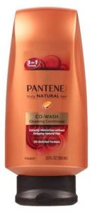 Pantene Pro-V Truly Natural Hair Co-Wash