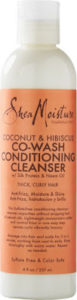 Sheamoisture Coconut & Hibiscus Co-Wash Conditioning Cleanser