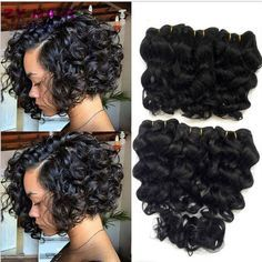 Curly Quick Weave