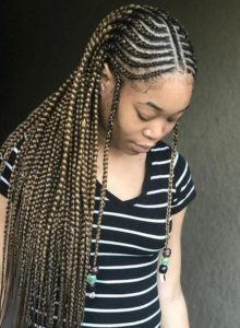 olden Brown Lemonade Braids