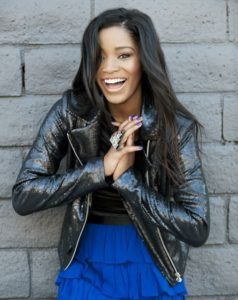 keke palmer long hair