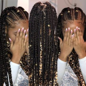 35 Tribal Braids Hairstyles