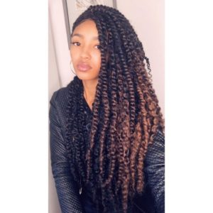 Medium-Sized Ombre Passion Twists