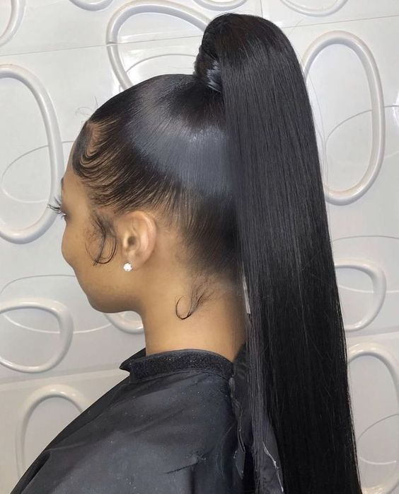 35 Weave Ponytail Hairstyles NALOADED