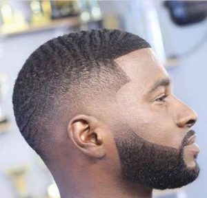 Waves With Chiseled Beard