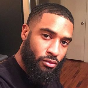 Waves With Full Beard