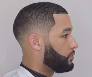 Waves On Low Haircut