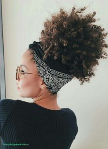 Pineapple Head Wrap
