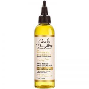 Light Oils for Hair