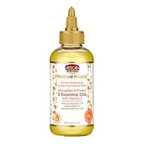 African Pride Moisture Miracle Oil