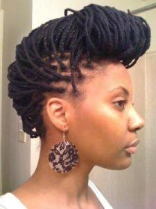 mohaek yarn braids