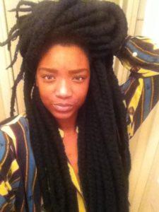 yarn braids volume