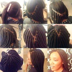 box braids tutorial