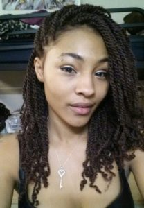 Shoulder Length Kinky Twists