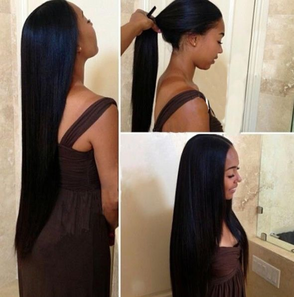 Weave Lengths Guide Get A Super Natural Looking Weave
