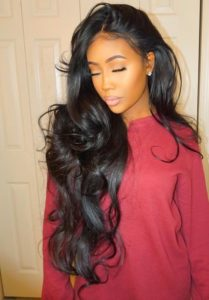 Extra Long Remy Sew In