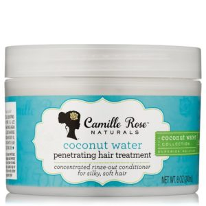 Camille Rose Naturals Coconut Water Penetrating Hair Treatment