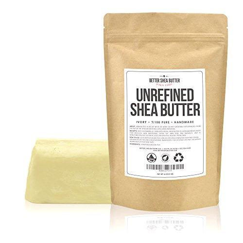 Unrefined Shea Butter by Better Shea Butter