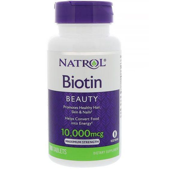 biotin hair growth
