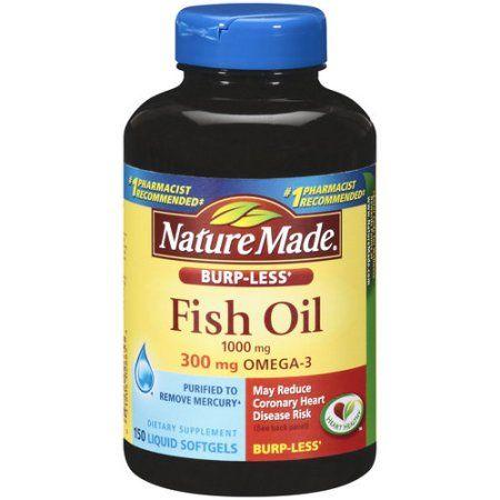 fish oil hair growth
