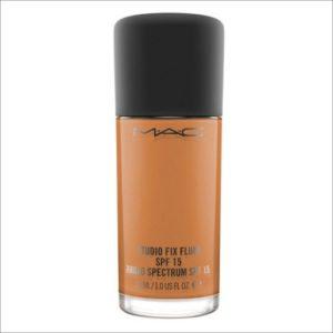mac foundation for dark skin