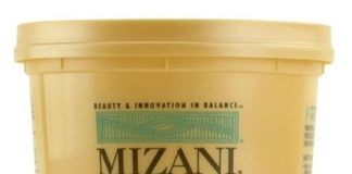 mizani relaxer color treated