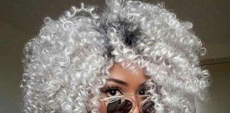 Silver Crochet Braids