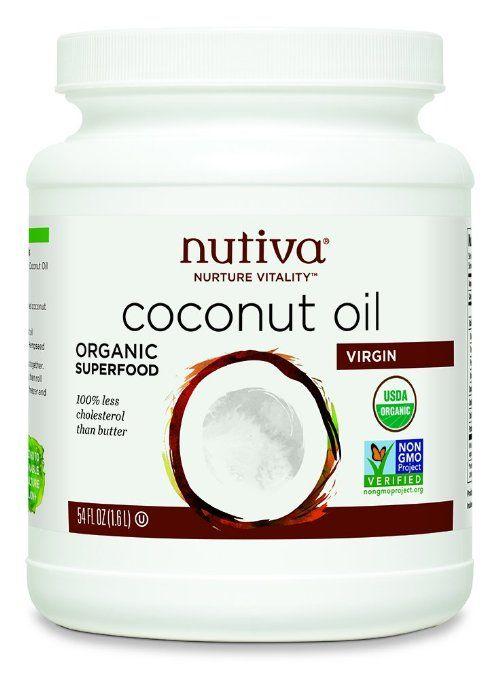 nutiva coconut oil