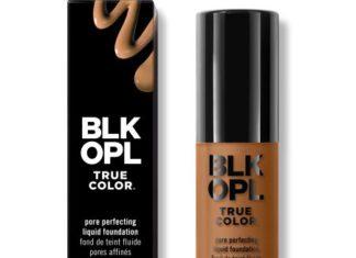 black opal liquid foundation truly topaz