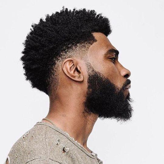 Beard And Coils