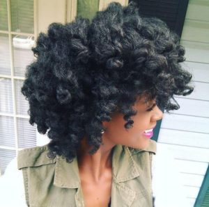 Chunky Twist Out