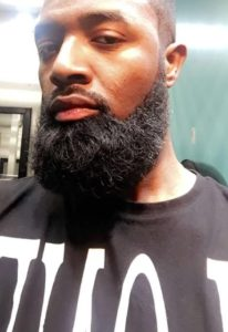 Combed Out Beard