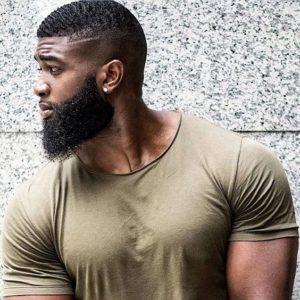 Full Beard And Waves