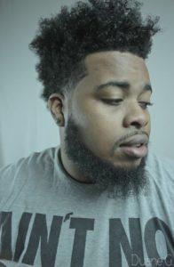 Short Shaggy Beard